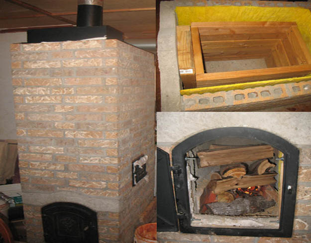 homemade mass heater - Wood Stove Design Ideas