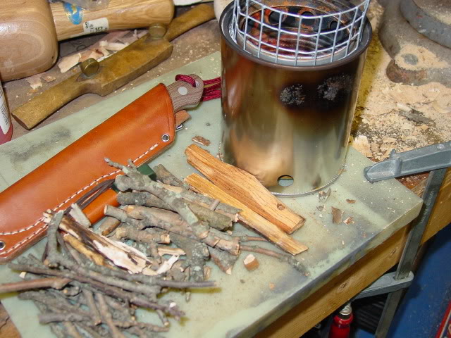 Paint Can Wood Gasifier : amazing idea through which you can use any old paint can to construct ...