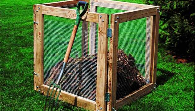 25 DIY Compost Bins For Composting Food And Yard Waste | The Self ...