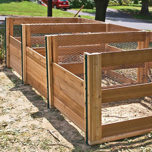 wooden compost bin 15 inspiring or diy compost bin plans the self 1157