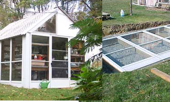 10 Diy Greenhouse Building Plans The Self Sufficient Living