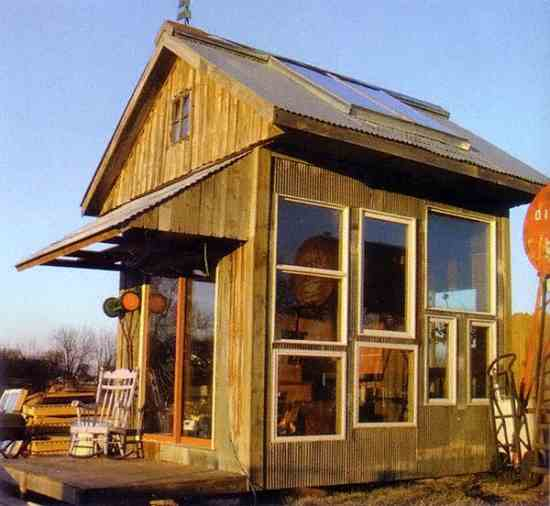 Solar Heated Greenhouse Plans