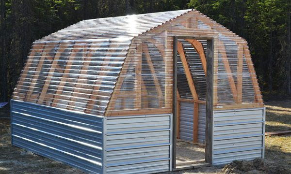 High Quality 25 DIY Greenhouse Plans You Can Build On A Budget
