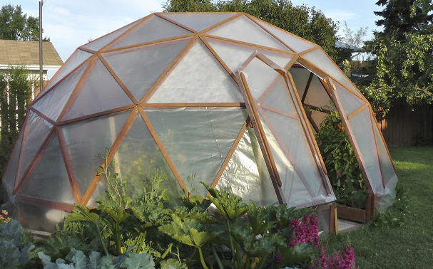 demo green house - Greenhouse Design Ideas