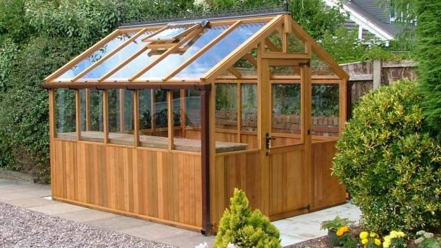 diy greenhouse building plans  the selfsufficient living, Backyard Ideas