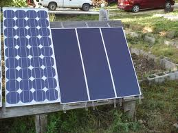 12 homemade solar panel for producing electricity off the grid the homemade solar panel solutioingenieria Choice Image