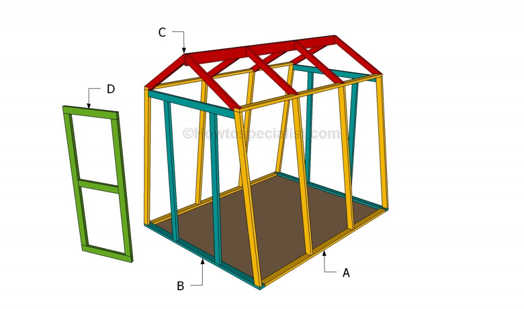 Green House Plans Designs 10 diy greenhouse plans you can build on a budget | the self