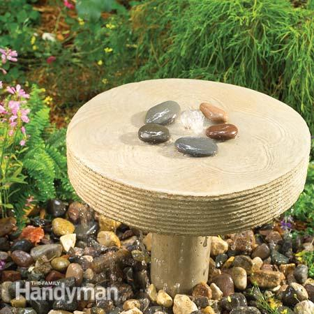 how to fix a water fountain