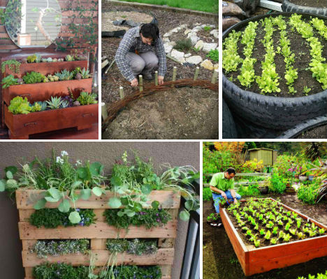 Economical Affordable Cheap Raised Bed