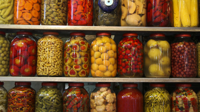 5+ methods of preserving and storing food safely