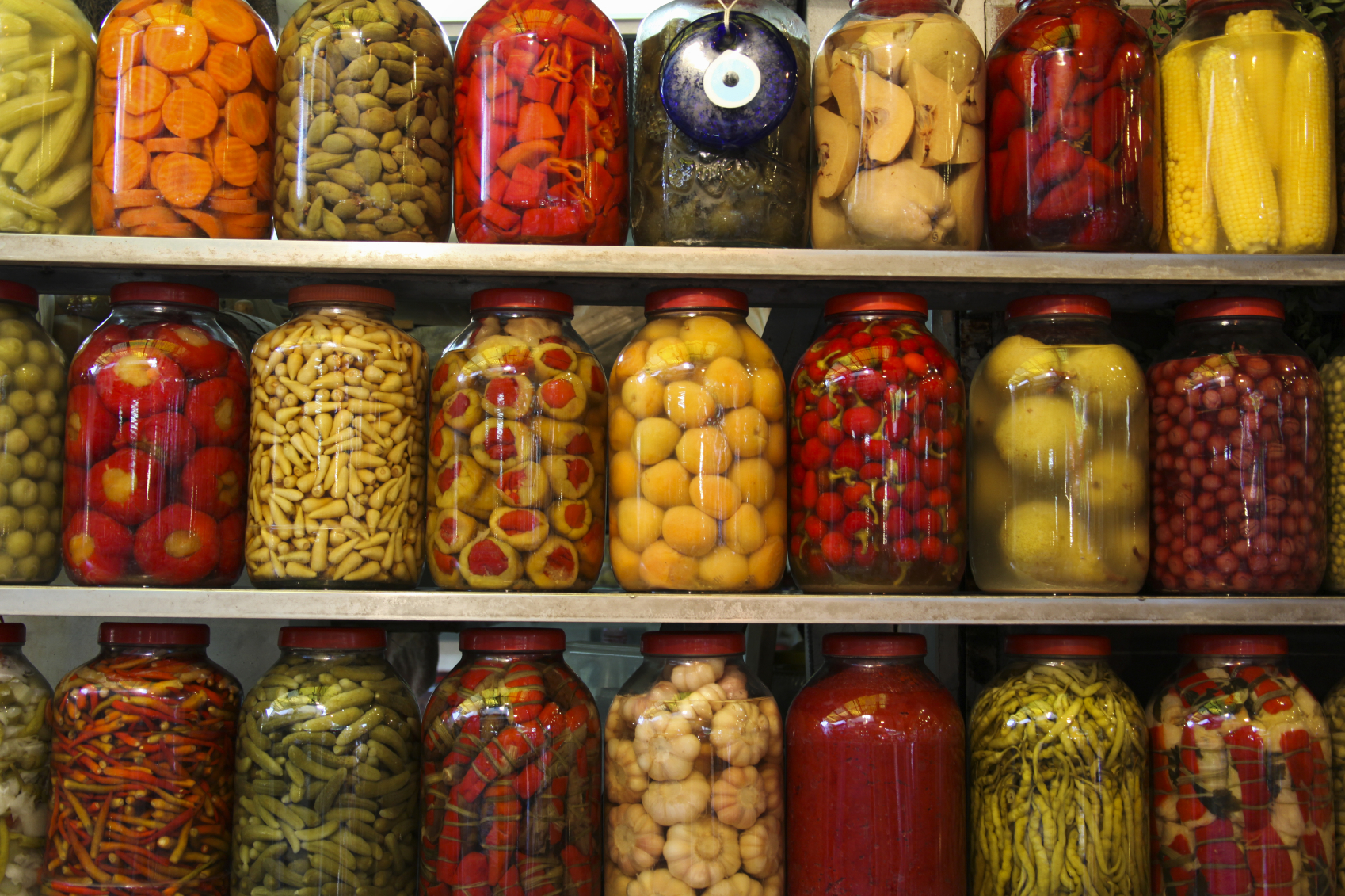5 Methods Of Preserving And Storing Food Safely The