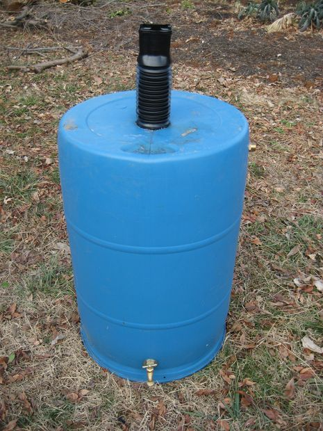 10 Best Diy Rain Barrel Harvest Rain Water For Garden