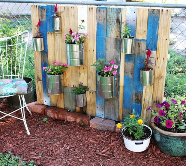 15 Inspiring DIY Vertical Gardening Ideas and Designs – The Self ...