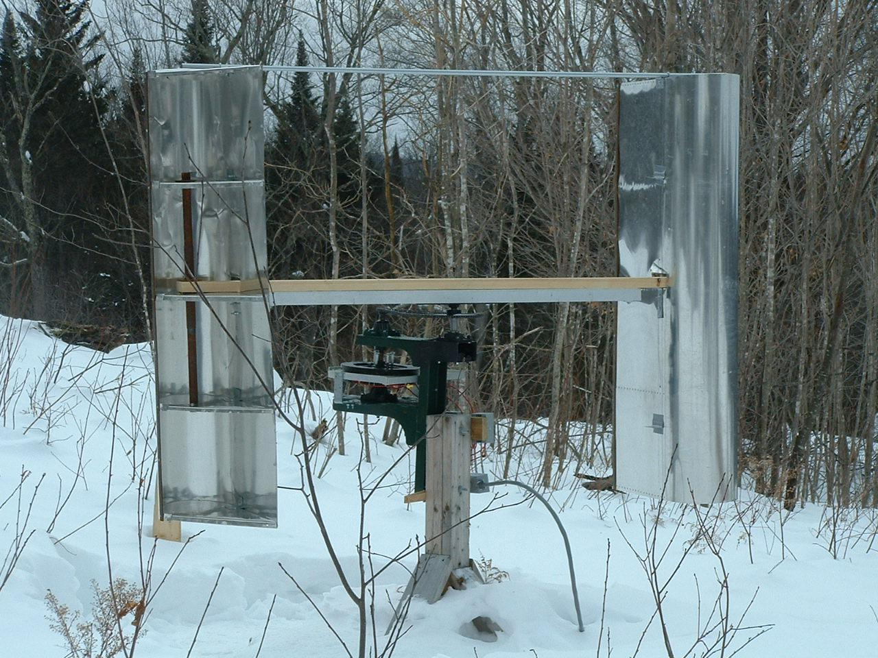 21 Diy Wind Turbine Designs To Generate Off Grid Power The Self Wiring Diagram Vertical Axis