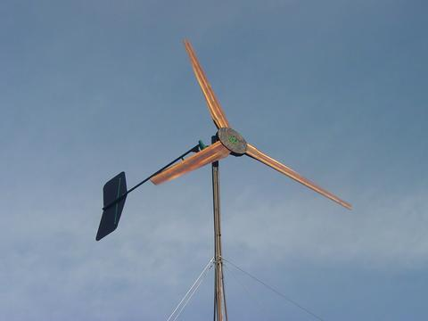 Free DIY or Homemade Wind Turbine Designs For Producing Electricity ...