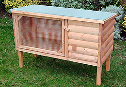 Cover with mesh wire and the door should be attached in the front with the help of hinges. rabbit hutch & 10 Free Rabbit Hutch Building Plans and Designs | The Self ... Pezcame.Com