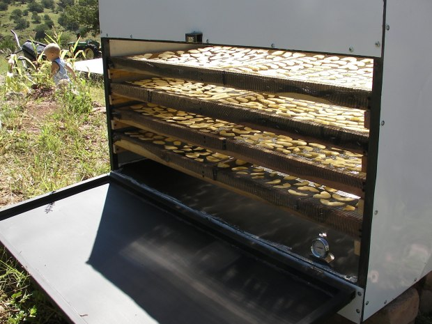 Make A Solar Food Dehydrator