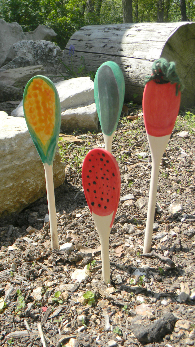 20 Creative And Stunning DIY Garden Markers And Labels – Garden Plant Signs