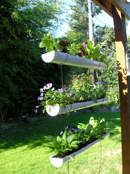 The in budget rain gutter