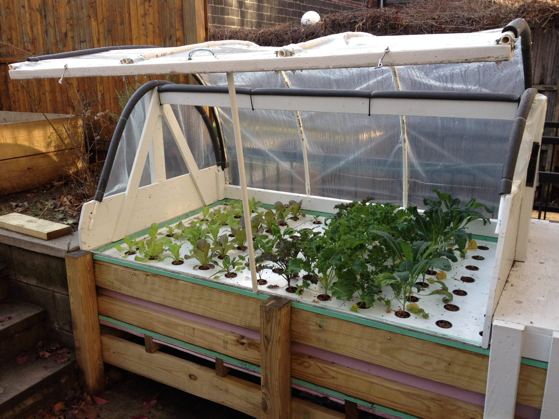 Indoor and Outdoor Aquaponics System