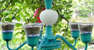 Homemade Bird Feeder plans