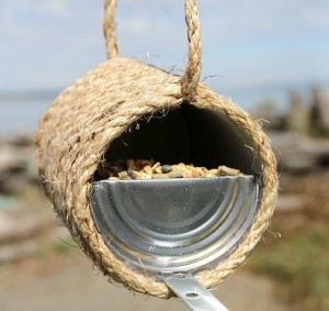 Sisal Rope Bird-Feeder1