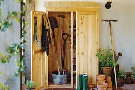 A Tool Storage Shed Plans