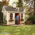 Cheap and Affordable Storage Shed Plan