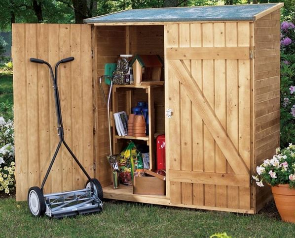 Do It Yourself Home Design: 10 Inspiring Garden Shed Plans And Ideas-Do It Yourself