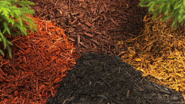 types of mulch