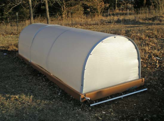 10 Easy Diy Cold Frame Plans To Extend The Growing Season The Self