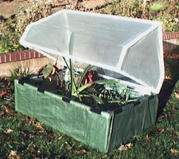 PVC DIY Cold Frame