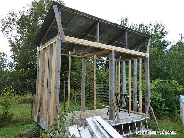 10 wood shed plans to keep firewood dry the self sufficient living for Name something you keep in a garden shed