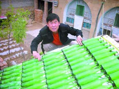 DIY Solar Water Heater With a Difference
