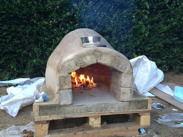 Simplest Outdoor Pizza Ovens