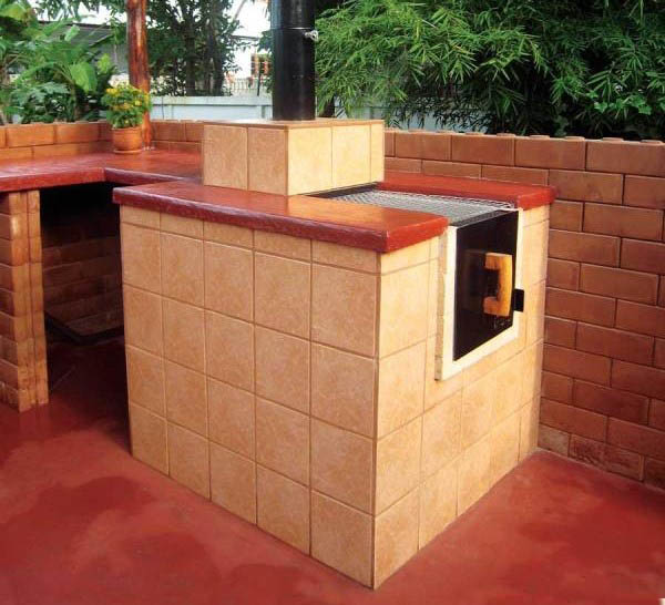 Wood Fired Outdoor Oven