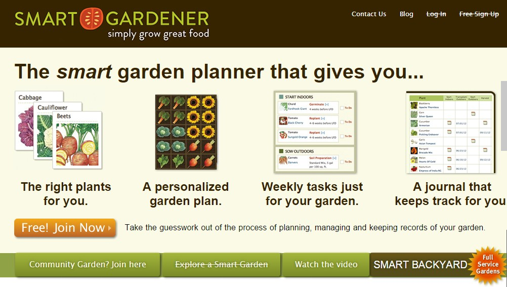 vegetable garden planner software