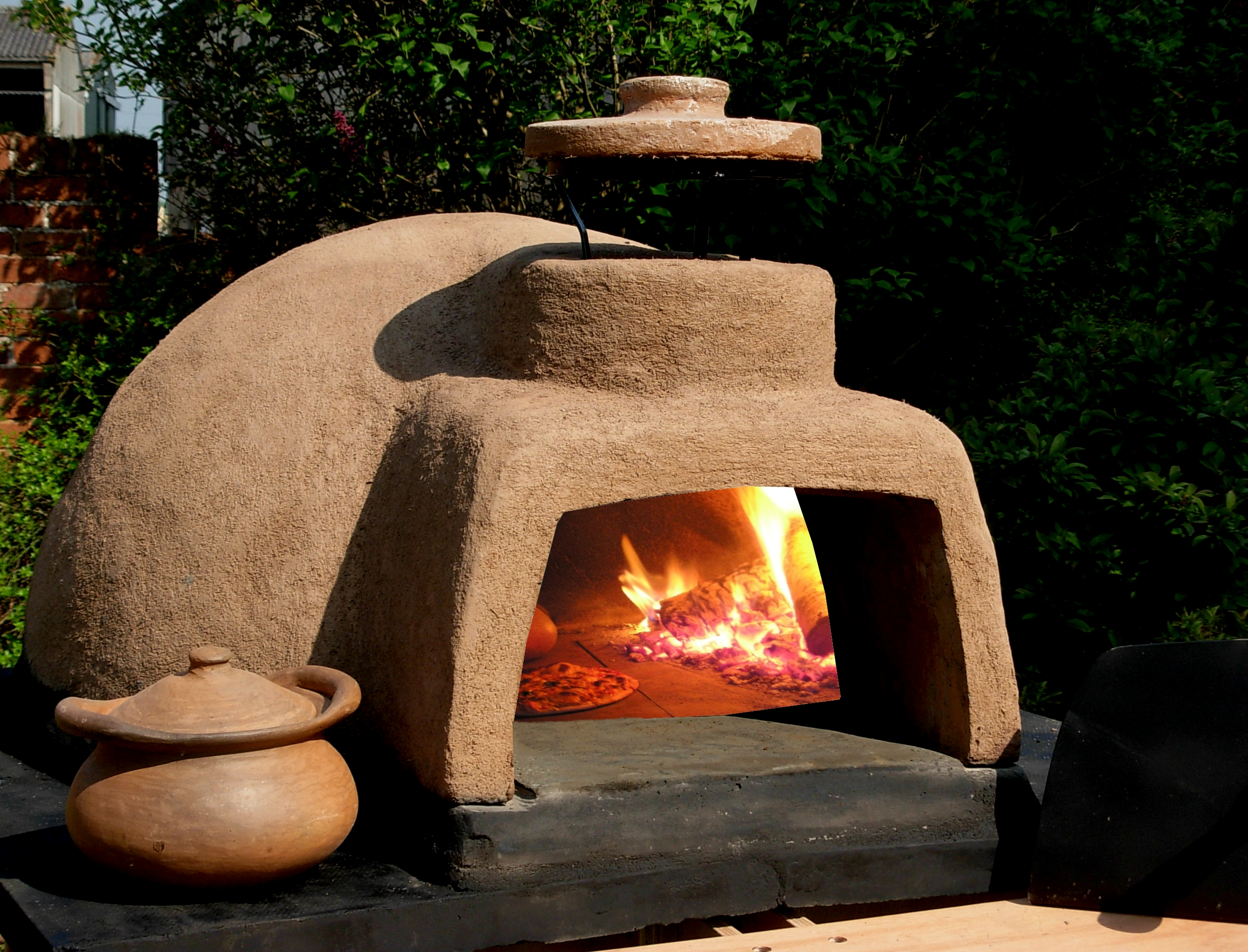 diy pizza oven plans