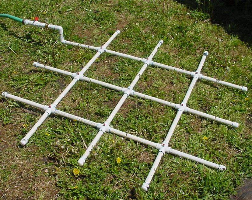 Vegetable Garden Irrigation Systems Design - Zandalus.Net