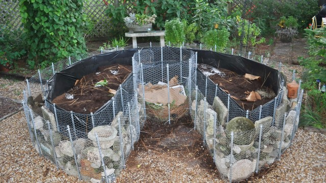 Keyhole Garden Ideas To Make Your Own Keyhole Bed The