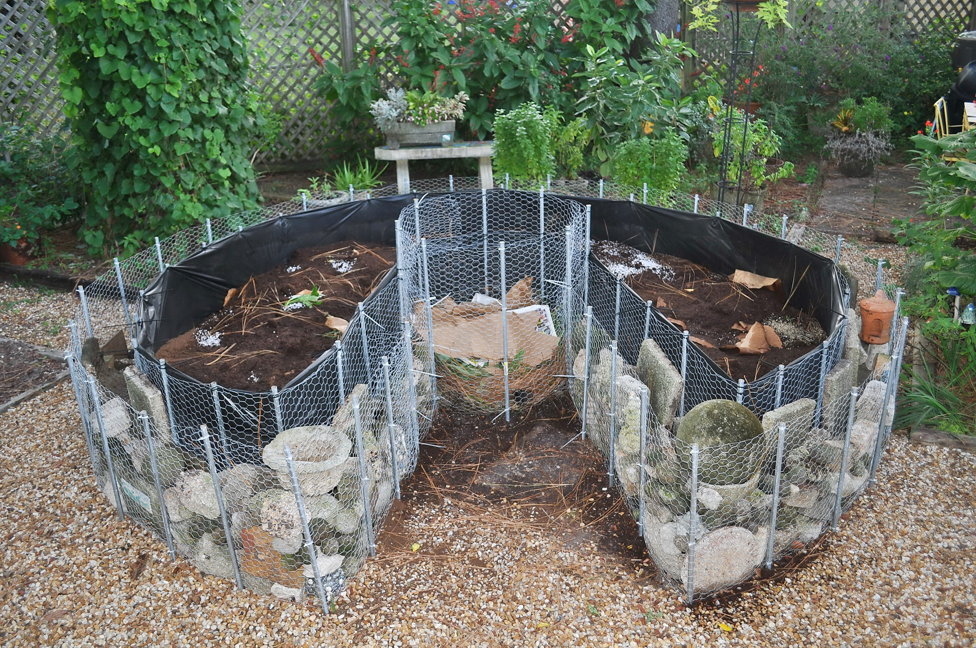 Do It Yourself Home Design: Keyhole Garden Ideas To Make Your Own Keyhole Bed