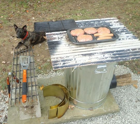 12 Rocket Stove Plans To Cook Food Or Heat Small Spaces