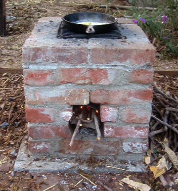 12 Diy Rocket Stove Plans To Cook Food Or Heat Small