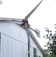 Backyard Wind Generator