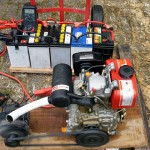 Homemade Electric Generator