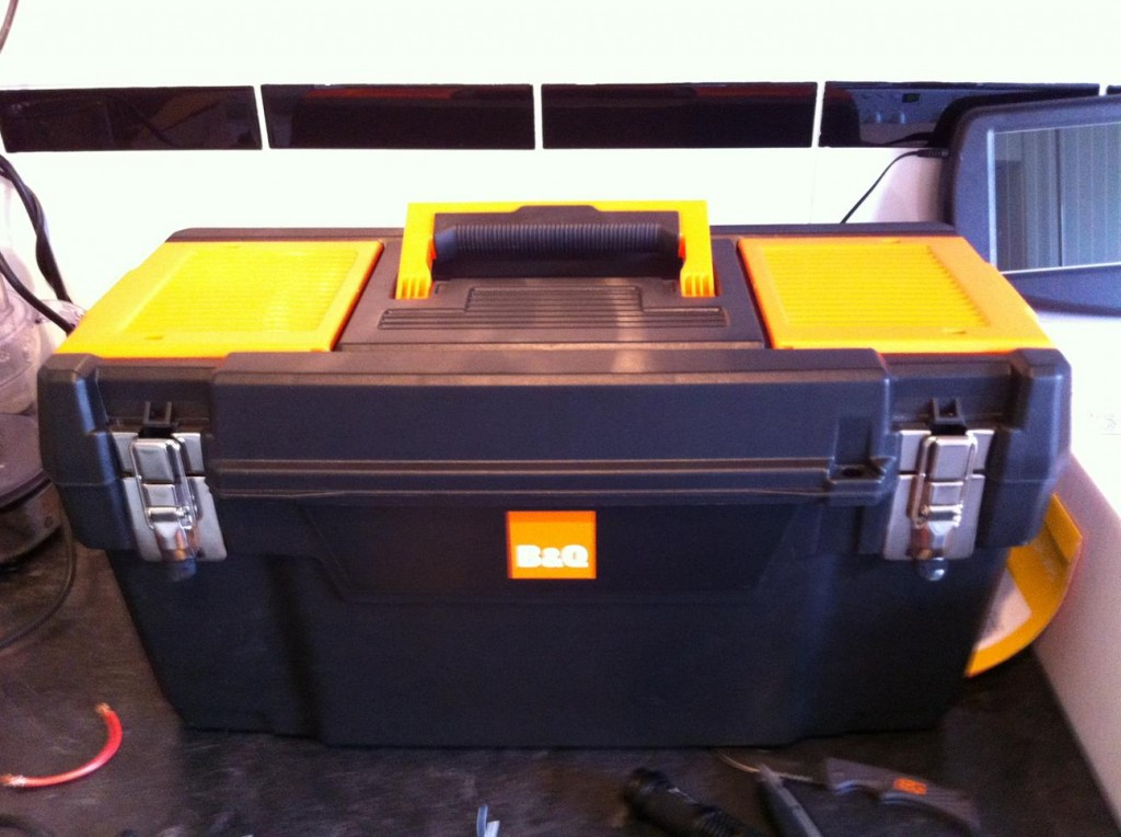 Tool Box Homemade Generator