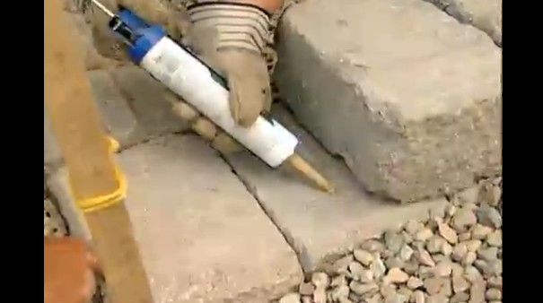 Rock Retaining Wall Video1