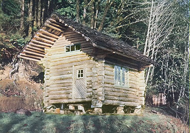 10 diy log cabins build for a rustic lifestyle by hand for How to build a small cabin with a loft