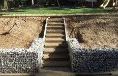 diy retaining walls