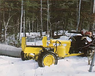 Hydraulic Wood Splitter